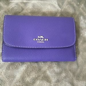 ❣Coach Leather Wallet❣